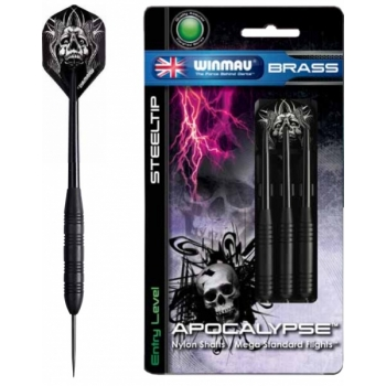 Darts Winmau Apocalypse 21 gr. Brass
