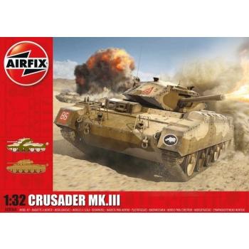 1/32 AIRFIX - Crusader MKIII Tank