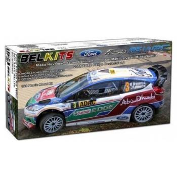 1/24 BELKITS Ford Fiesta RS WRC - Hirvonen/Latvala