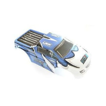 Body Shell Prepainted blue/white HD - S10 Blast MT
