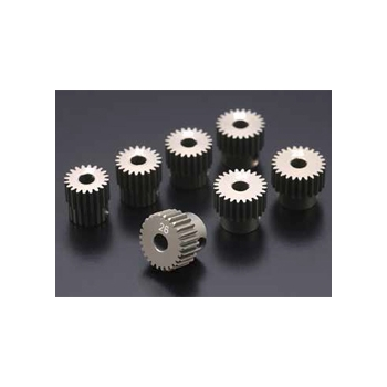 Racing Performer 20T DP64 Aluminum Hard Coated Pinion Gear