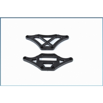 Front and rear Upper Chassis Brace - S10 Blast TC