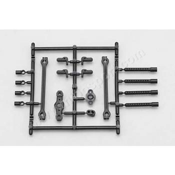 Body Post/ R suspension link, battery holder