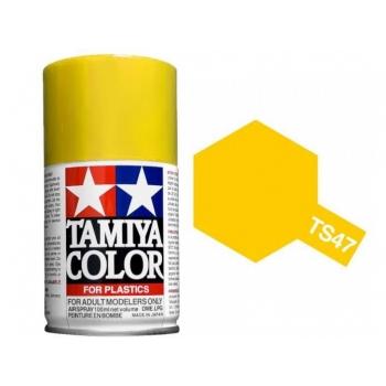 TAMIYA TS-47 Chrome Yellow spray