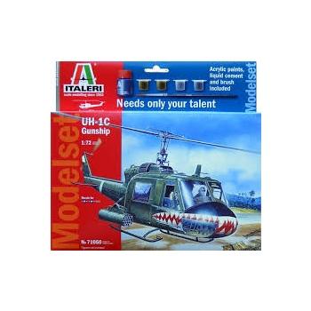 1/72 ITALERI UH-1C GUNSHIP