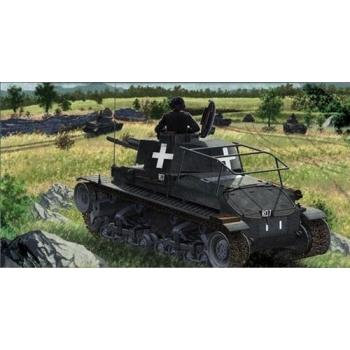 1/35 ACADEMY PzKpfw 35(t) German Panzer Command Tank
