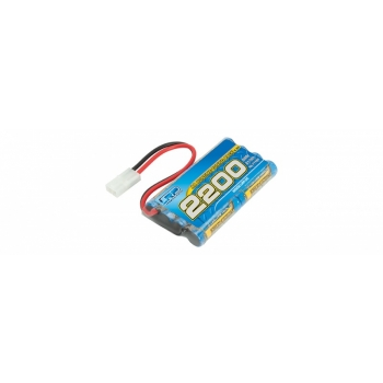 NiMh Aku 9.6V 2200mAh 8*AA Runtime Tuning Pack mänguasjadele