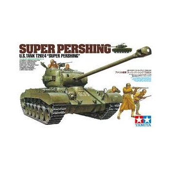 1/35 TAMIYA Super Pershing