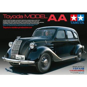 1/24 Tamiya - Toyoda Model AA