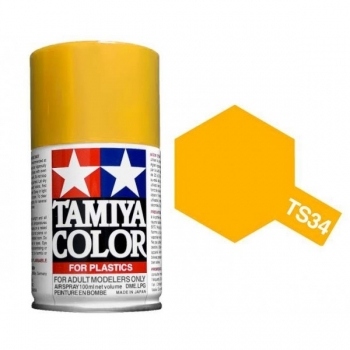 Tamiya TS-34 Camel Yellow spray