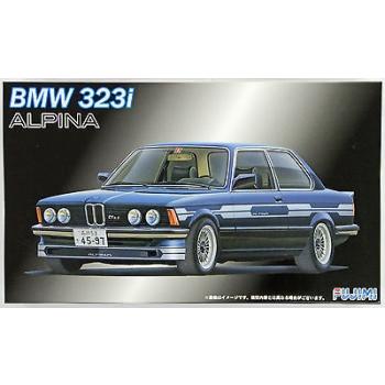 1/24 FUJIMI BMW 323 I ALPINA C1 2.3