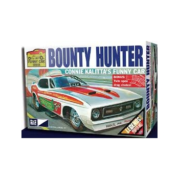 """1/25 MPC """"Bounty Hunter"""" Connie Kalitta's Funny Car"""