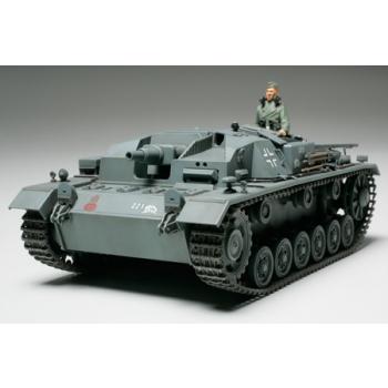 1/35 TAMIYA German Sturmgeschütz III Ausf.B