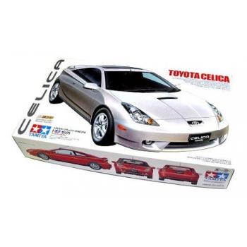1/24 TAMIYA Toyota Celica 1999