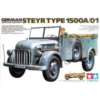 1/35 TAMIYA Steyr Type 1500A/01
