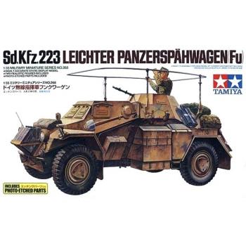 1/35 TAMIYA Sd.Kfz.223 Leichter Panzerspähwagen(Fu)