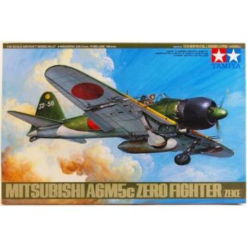1/48 Mitsubishi A6M5c Zero TAMIYA