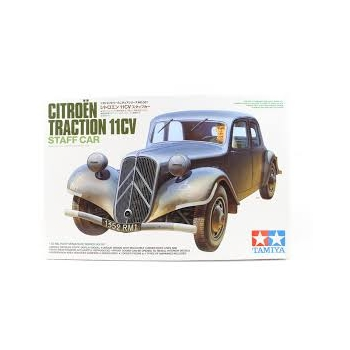 1/35 TAMIYA Citroen Traction ll CV