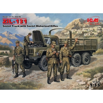 1/35 ICM ZIL-131