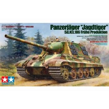 1/35 TAMIYA Jagdtiger Early