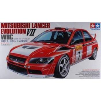 1/24 TAMIYA Lancer Evo. VII WRC