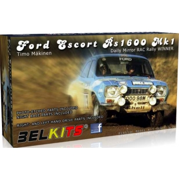 1/24 BELKITS Ford Escort RS1600 MKI