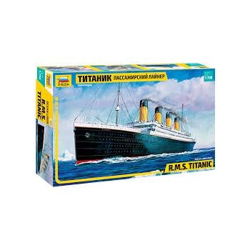 1/700 ZVEZDA R.M.S. Titanic