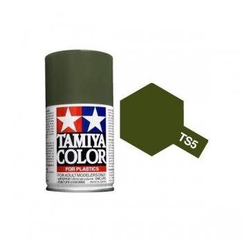 TAMIYA TS-5 Olive Drab spray