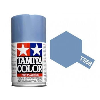 TAMIYA TS-58 Peal Light Blue spray