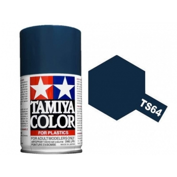 TAMIYA TS-64 Dark Mica Blue spray