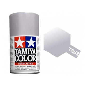 TAMIYA TS-83 Metallic Silver spray