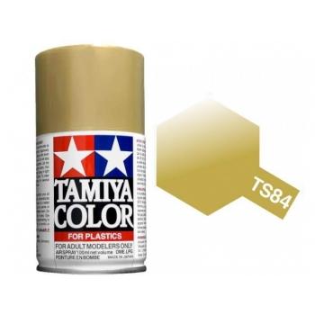 TAMIYA TS-84 Metallic Gold spray