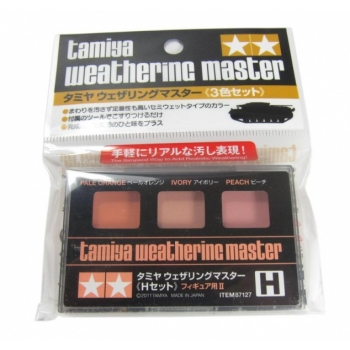 Tamiya Master Weathering Set H(figuuridele)