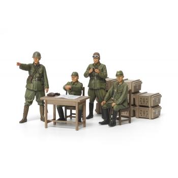 1/35 TAMIYA IJA Officers