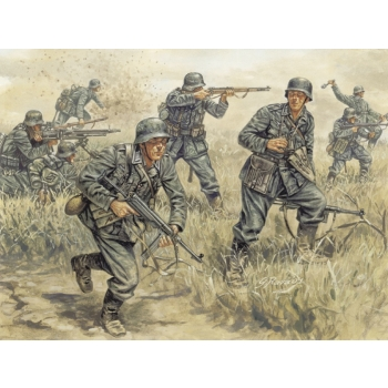 1/72 ITALERI German Infantry