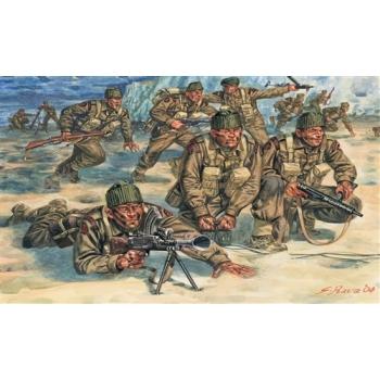 1/72 ITALERI British Commandos