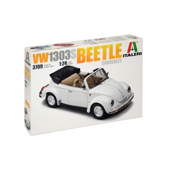 1/24 ITALERI VW Beetle Cabrio