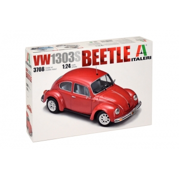 1/24 ITALERI VW Beetle Coupe