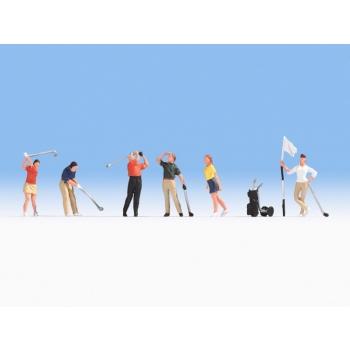1/87 Noch Golfimängijad