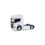1/87 Scania CR20 HD rigid tractor, white Herpa