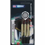Winmau Broadside Darts Brass 22g steel tip