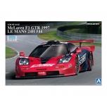 1/24 AOSHIMA Mclaren F1 Gtr Le Mans - 1997