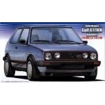1/24 FUJIMI Volkswagen Rabbit(Golf) II Gti