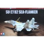 1/72 SU-27 B2 Sea-Flanker TAMIYA