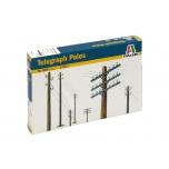 1/35 ITALERI Telegraph Poles