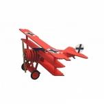 Artesania Junior - Avion Fokker DR.I – Red Baron