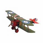 Artesania Junior - Sopwith Camel lennuk