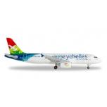1/500 Air Seychelles Airbus A320 - S7-AMI