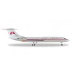 1/500 Air Koryo Tupolev TU-134B-3 HERPA