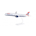 1/200 British Airways Boeing 787-9 Dreamliner - G-ZBKA SNAP-FIT